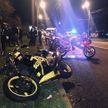 Один человек погиб, трое получили травмы в ДТП с мотоколонной в Гомеле