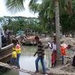 Сильнейший за десятилетия циклон обрушился на Индию и Бангладеш