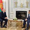 Александр Лукашенко встретился с генеральным секретарём ОБСЕ