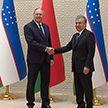 Сергей Румас возглавил белорусскую делегацию на Совете глав правительств ШОС в Ташкенте
