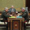 «Нам надо быть готовыми действовать, защищая свои интересы от имени Республики Беларусь, в одиночку». Лукашенко обсудил с Засем и Лаппо взаимодействие с Россией в пограничных вопросах