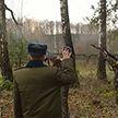 Останки солдата Красной армии предали земле в Могилёвском районе