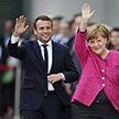 Ангела Меркель и Эммануэль Макрон обсудят в Марселе ситуацию в Сирии и на Донбассе