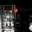 Пожар в Нью-Дели: один человек погиб
