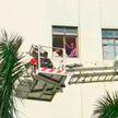70 человек оказались в ловушке пожара в Мумбаи