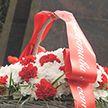 В стране стартовала эстафета памяти «Беларусь помнит. Помним каждого»