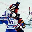 СКА обыграл «Металлург» в КХЛ
