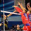 Солигорский «Шахтёр» уступил «Франкфурту» в первом матче квалификации волейбольной Лиги чемпионов