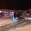 Маршрутка столкнулась с трамваем в Санкт-Петербурге, 16 человек пострадали
