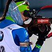 Шведская биатлонистка Доротея Вирер выиграла спринт на этапе Кубка мира