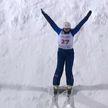 Белоруска Снежана Дребенкова заняла шестое место на этапе Кубка мира по фристайлу