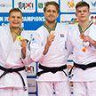 Три бронзы завоевали белорусские дзюдоисты на чемпионате Европы