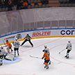 Хоккеисты минского «Динамо» уступили во втором матче выездной серии чемпионата КХЛ