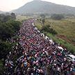 Новый караван мигрантов движется в сторону США