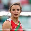 Алёна Дубицкая стала чемпионкой Беларуси в толкании ядра