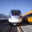 В Китае запустили высокоскоростную железную дорогу к Олимпиаде-2022