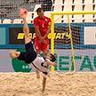 Пляжный футбол: белорусы пробились во второй раунд квалификации ЧМ в Москве