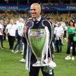 Зинедин Зидан признан лучшим тренером в истории футбольной Лиги чемпионов