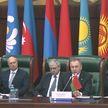 Заседание Совета министров иностранных дел СНГ под председательством Макея состоялось в Москве