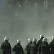 В Бельгии местные жители устроили вечеринку в честь 1 апреля. Их разгоняли водометами