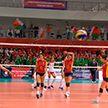 Белорусские волейболистки обыграли сборную Греции в товарищеском матче