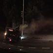 Ночная погоня в Витебске: 18-летний пьяный бесправник снёс светофор