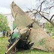 Военно-учебный самолет упал под Барановичами: оба летчика погибли