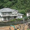 В Японии возросло число жертв наводнения и оползней