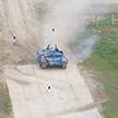 Белорусские военные поборются за выход в финал «Танкового биатлона»