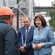 Наталья Кочанова посетила предприятие «Лакокраска»