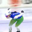 Конькобежка Марина Зуева завоевала серебро в масс-старте на этапе Кубка мира по конькобежному спорту