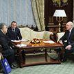 Александр Лукашенко обсудил двустороннее сотрудничество с послом Азербайджана
