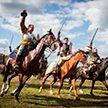 «Рыцарский фест» во Мстиславле собрал тысячи гостей