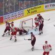 ЧМ по хоккею. Американцы уверенно обыграли сборную Дании