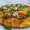Пицца из кабачка без пшеничной муки – изумительный сезонный рецепт!