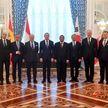Международная дипломатия и деловые отношения. Послы вручили верительные грамоты Александру Лукашенко