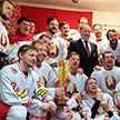 Cборная Беларуси по хоккею выиграла Турнир шести наций