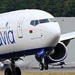 Самолёт «Белавиа» был вынужден вернуться в минский аэропорт: пассажир почувствовал себя плохо