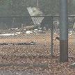 Самолёт рухнул на футбольное поле в США: четыре человека погибли