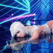 Бузова поскользнулась на сцене во время выступления в Баку (ВИДЕО)