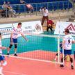 Чемпионат Беларуси по волейболу: игроки солигорского «Шахтёра» одержали победу над минским «Строителем»