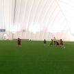 В Гомеле определяются лучшие команды области в этапе республиканских соревнований по футболу «Кожаный мяч»