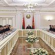 Лукашенко: Если «растворим» Президента, стране не бывать! Итоги совещания во Дворце Независимости