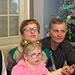 Благотворительный марафон «Наши дети»: семья с тремя приёмными детьми заселилась в двухэтажный дом в Мстиславском районе