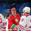 Хоккейная команда Президента Беларуси обыграла гродненцев в матче любительского турнира
