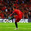 Роналду оформил хет-трик и вывел сборную Португалии в финал Лиги наций