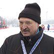 А.Лукашенко: «В Беларуси к следующей зиме наладят производство хороших отечественных лыж»