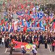 Весело и шумно: в областных центрах встречают День Независимости