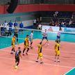 Чемпионат Беларуси по волейболу: солигорский «Шахтёр» обыграл минский «Строитель»