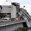 Жертв обрушения моста в Генуе вспоминают сегодня в Италии